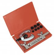 Sealey Pipe Flaring Kit 9pc Model No-AK505