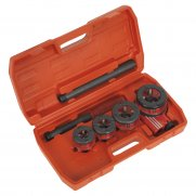 "Sealey Pipe Threading Kit 1/2"" - 1-1/4""BSPT Model No-PTK991"