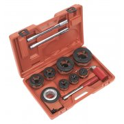 "Sealey Pipe Threading Kit 3/8"" - 2""BSPT Model No-PTK992"