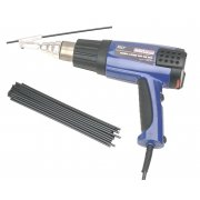 Sealey Plastic Welding Kit including HS102 Hot Air Gun Model No-HS102K