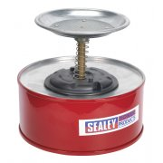 Sealey Plunger Can 1ltr Model No-PC1