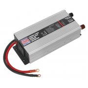 Sealey Power Inverter Pure Sine Wave 1000W 12V DC - 230V 50Hz Model No-PSI1000