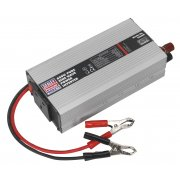 Sealey Power Inverter Pure Sine Wave 600W 12V DC - 230V 50Hz Model No-PSI600