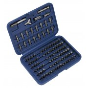 Sealey Power Tool/Security Bit Set 100pc Model No-AK2100