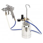 Sealey Pressure Pot System with Spray Gun & Hoses 1.8mm Set-Up Model No-SSG1P