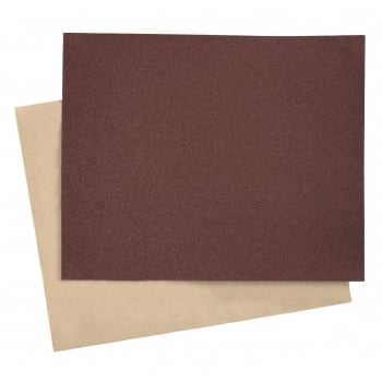 Sealey Production Paper 230 x 280mm 40Grit Pack of 25 : Model No.PP232840
