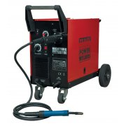 Sealey Professional Gas/No-Gas MIG Welder 190Amp with Euro Torch Model No-MIGHTYMIG190