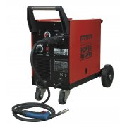 Sealey Professional Gas/No-Gas MIG Welder 210Amp with Euro Torch Model No-MIGHTYMIG210