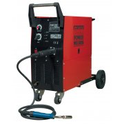 Sealey Professional Gas/No-Gas MIG Welder 250Amp with Euro Torch Model No-MIGHTYMIG250