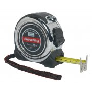 Sealey Professional Measuring Tape 8mtr(26ft) Model No-SMT8P