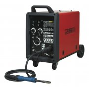 Sealey Professional MIG Welder 180Amp 230V with Binzel Euro Torch Model No-SUPERMIG180