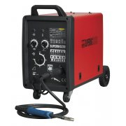 Sealey Professional MIG Welder 200Amp 230V with Binzel Euro Torch Model No-SUPERMIG200