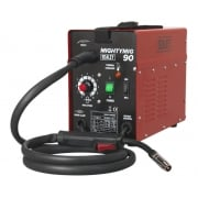 Sealey Professional No-Gas MIG Welder 90Amp 230V Model No- MIGHTYMIG90