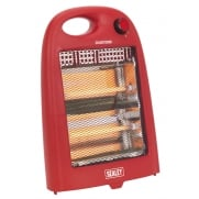 Sealey Quartz Heater 800W 230V Model No- IRH800W