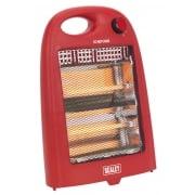 Sealey Quartz Heater 800W 230V Model No- IRH800W