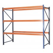 Sealey Racking Unit with 3 Beam Sets 1000kg Capacity Per Level Model No-AP3000