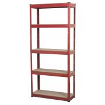 Sealey Racking Unit with 5 Shelves 150kg Capacity Per Level Model No-AP6150