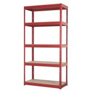 Sealey Racking Unit with 5 Shelves 350kg Capacity Per Level Model No-AP6350