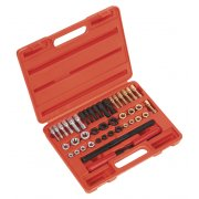 Sealey Re-Threader Master Kit 42pc Metric Model No-AK311
