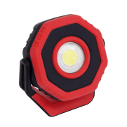 Sealey Rechargeable Pocket Floodlight with Magnet 360° 7W COB LED - Red  Model No- LED700PR