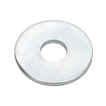 Sealey Repair Washer M6 x 19mm Zinc Plated Pack of 100 : Model No.RW619