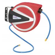 Sealey Retractable Air Hose Reel 10mtr 8mm ID PU Hose Model No-SA813