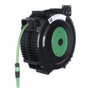 Sealey Retractable Water Hose Reel 18mtr 12mm ID PVC Hose Model No-RGH18