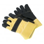 Sealey Rigger's Gloves Hide Palm Pair Model No-SSP13