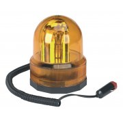 Sealey Rotating Amber Beacon 12V Magnetic Base Model No-RB75412
