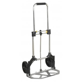 Sealey Sack Truck Folding Aluminium 70kg Capacity Model No-ST33