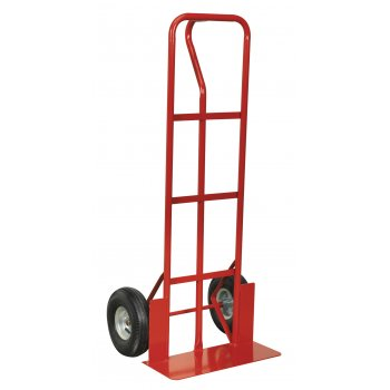 Sealey Sack Truck with Pneumatic Tyres 250kg Capacity Model No-CST988