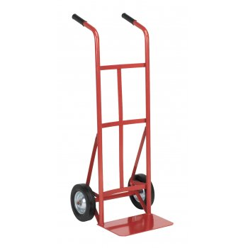 Sealey Sack Truck with Solid Tyres 150kg Capacity Model No-CST983