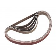 Sealey Sanding Belt 40Grit 10 x 330mm Pack of 5 Model No-SA35/B40G