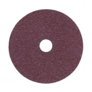 Sanding Disc Fibre Backed Ø100mm 24Grit Pack of 25 : Model No.FBD10024
