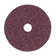 Sanding Disc Fibre Backed Ø100mm 36Grit Pack of 25 : Model No.FBD10036