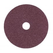 Sanding Disc Fibre Backed Ø100mm 50Grit Pack of 25 : Model No.FBD10050