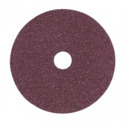 Sanding Disc Fibre Backed Ø115mm 24Grit Pack of 25 : Model No.FBD11524