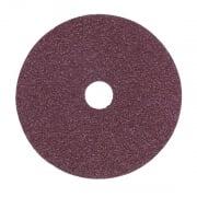 Sanding Disc Fibre Backed Ø115mm 24Grit Pack of 25 : Model No.FBD11524