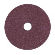 Sanding Disc Fibre Backed Ø115mm 50Grit Pack of 25 : Model No.FBD11550
