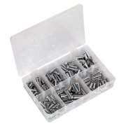 Sealey Clevis Pin Assortment 200pc Imperial Model No-. AB019CP