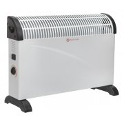 Sealey Convector Heater 2000W/230V 3 Heat Settings Thermostat Model No-CD2005