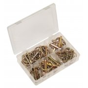Sealey Linch Pin Assortment 50pc Metric Model No-. AB022LP