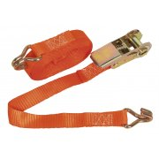 Sealey Ratchet Tie Down 25mm x 4.5mtr Polyester Webbing 800kg Load Test Model No-TD0845J