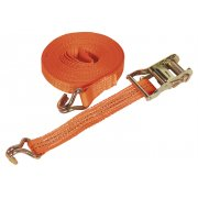 Sealey Ratchet Tie Down 35mm x 6mtr Polyester Webbing 2000kg Load Test Model No-TD2006J