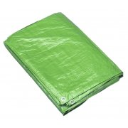 Sealey Tarpaulin 3.05 x 3.66mtr Green Model No-TARP1012G