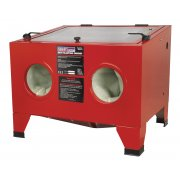 Sealey Shot Blast Cabinet with Gun 640 x 490 x 490mm Model No-SB951