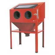 Sealey Shot Blasting Cabinet 890 x 570 x 1380mm Model No-SB973