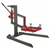 Sealey Single Post Motorcycle Lift 450kg Capacity Model No-MCL500