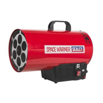 Sealey Space Warmer© Propane Heater 40,500Btu/hr Model No- LP41