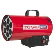 Sealey Space Warmer© Propane Heater 54,500Btu/hr Model No- LP55